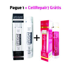 Pague 1 Liftderma e ganhe 1 Cellrepair7